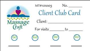 client club card single